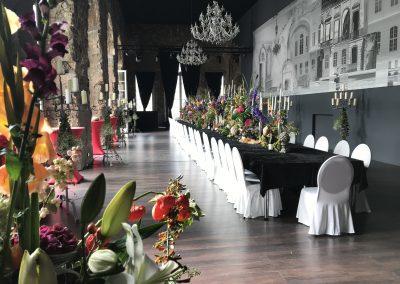 """Private Geburtstagsfeier Kurländer Palais Motto- """"La dolce Vita"""" im Auftrag für Benchmark Event GmbH"""